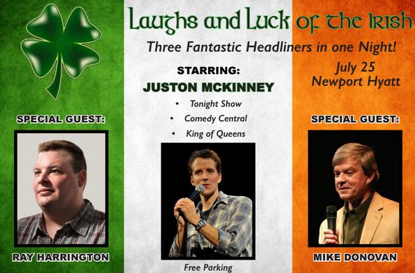 Newport Comedy Series