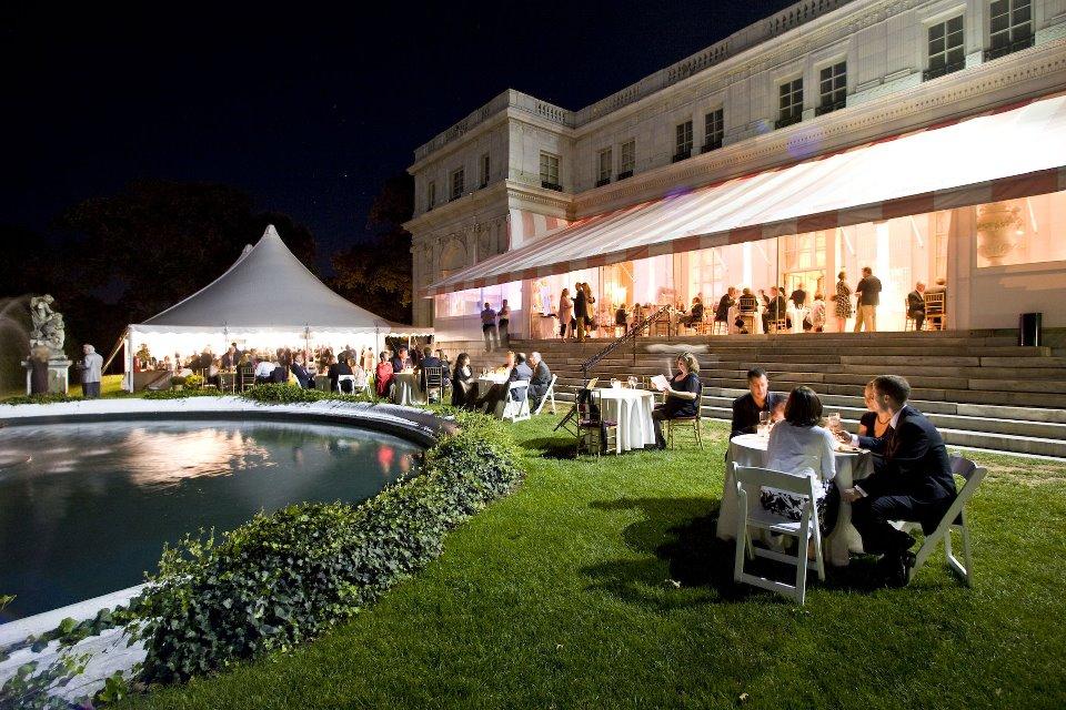 Newport Mansion Wine & Food