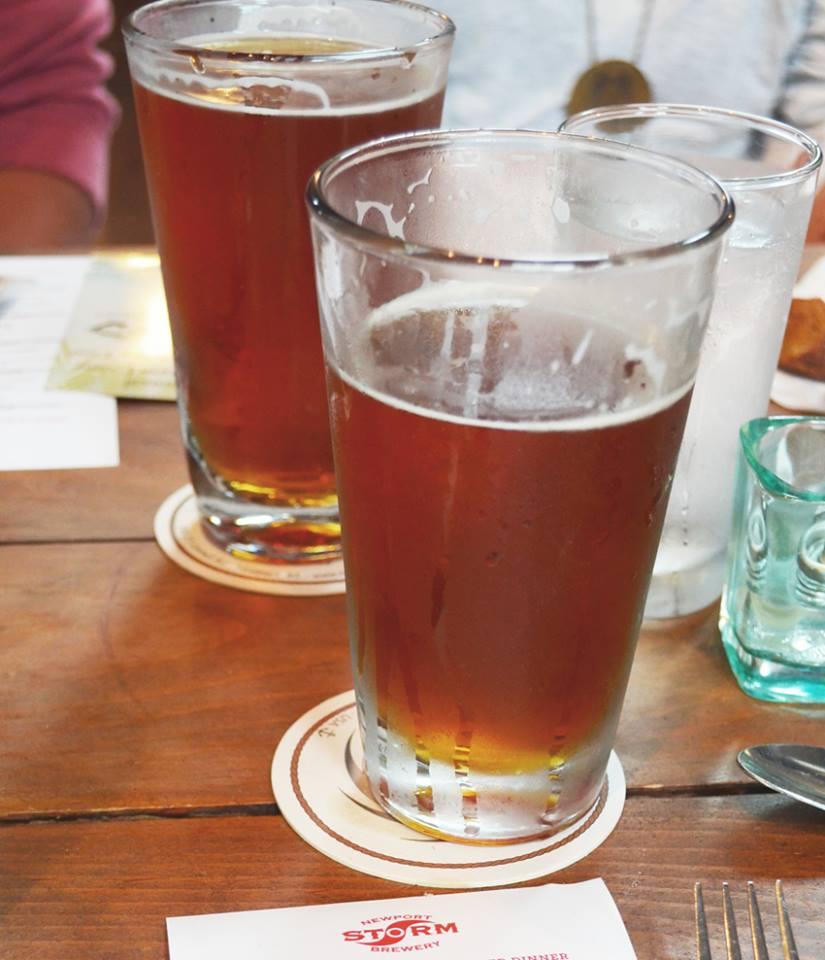 Newprot STorm Beer