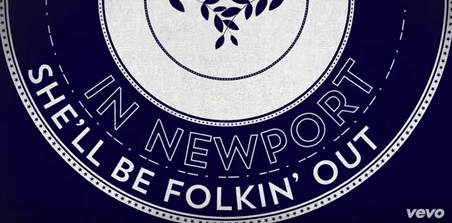 Jerrod Niemann Newport Folk Festival