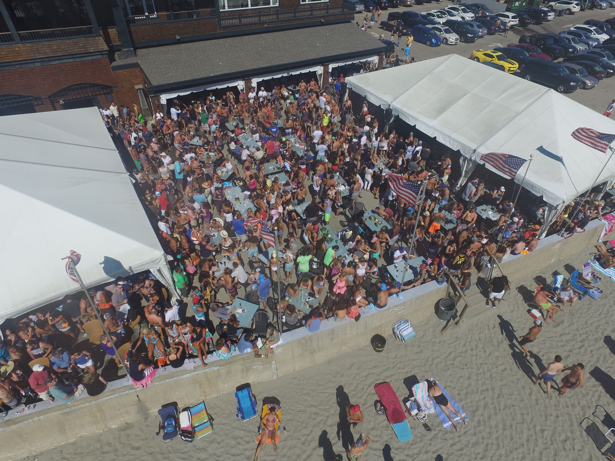 Huge Turnout For Final Weekend Of Live Music On Atlantic Beach
