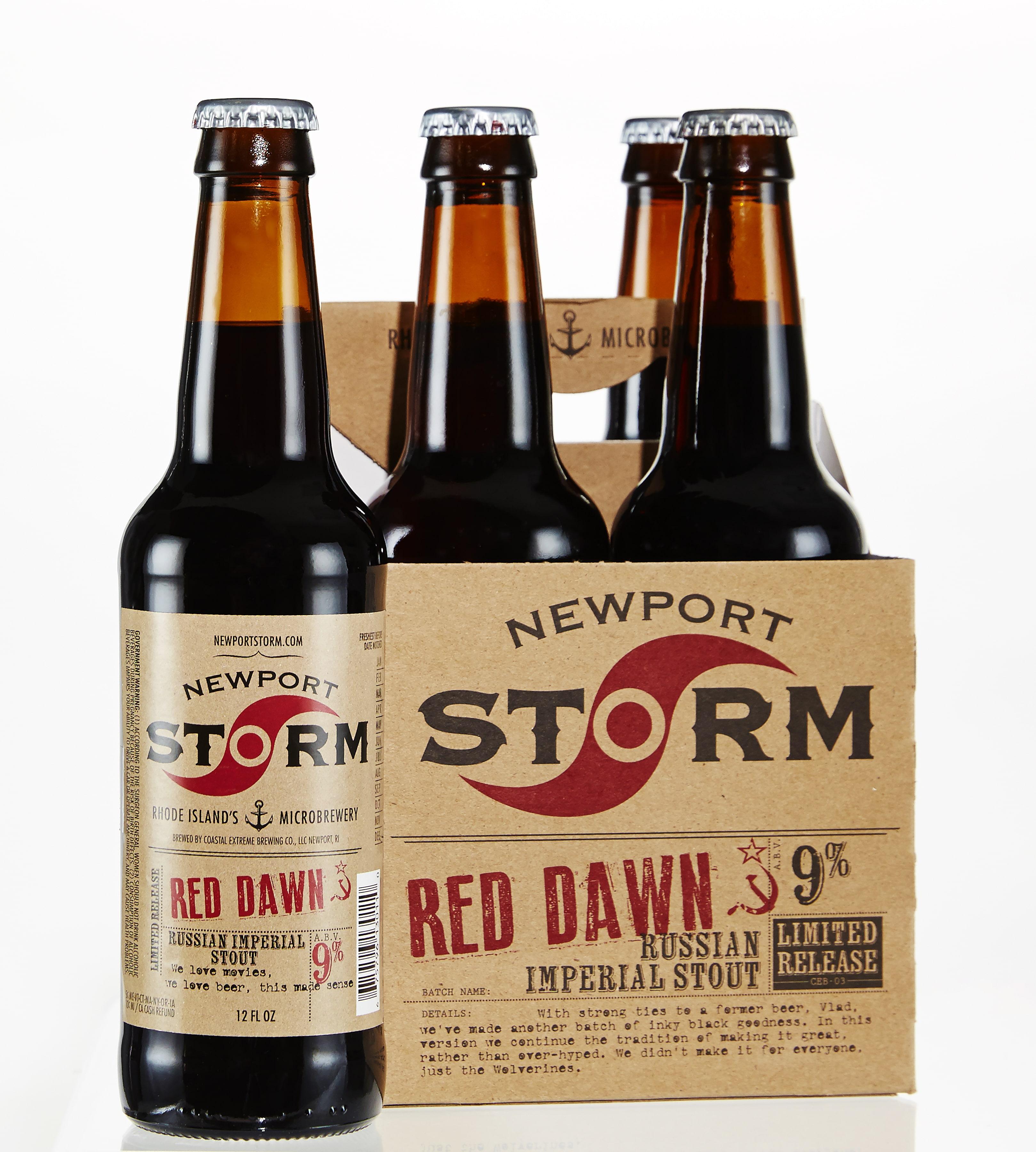 Newport Storm