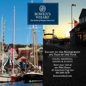 Bowen's Wharf 365 days a year