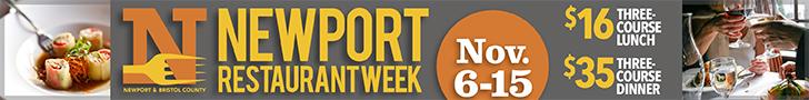 Discover Newport Restaurant Week