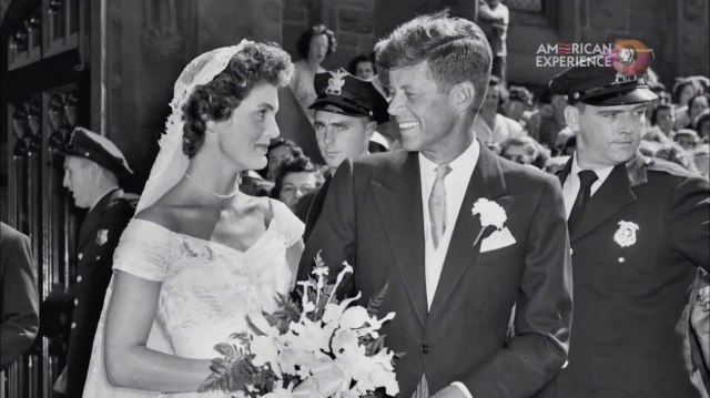 John f kennedy and jackie kennedy marriage