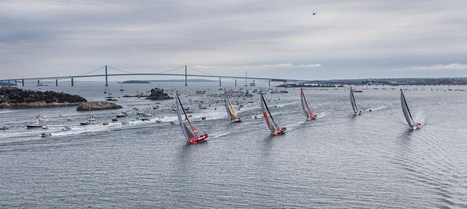 Volvo Ocean Race Newport