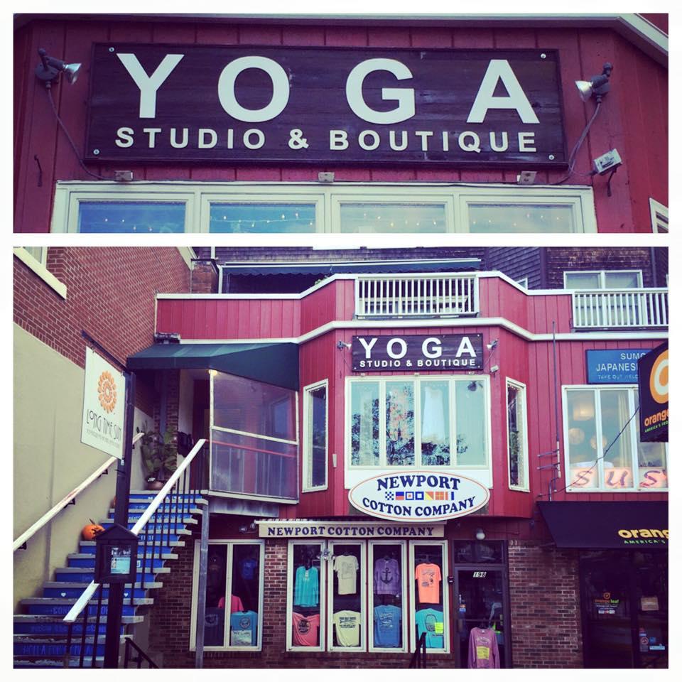 Newport Yoga