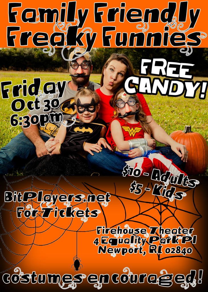 The Bit Players Halloween
