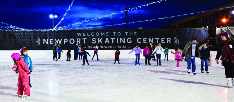 Newport Skating Center