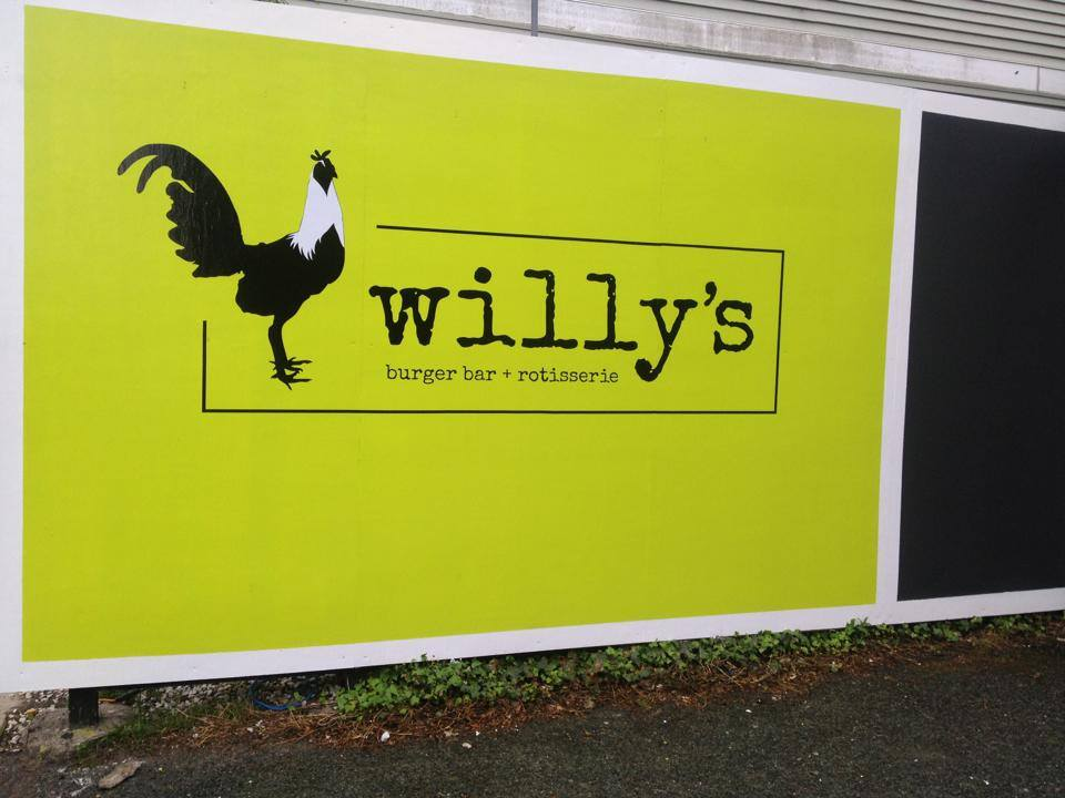 willys burger bar and rotisserie