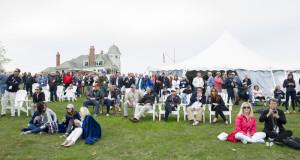 Castle Hill spectator event for Volvo 750
