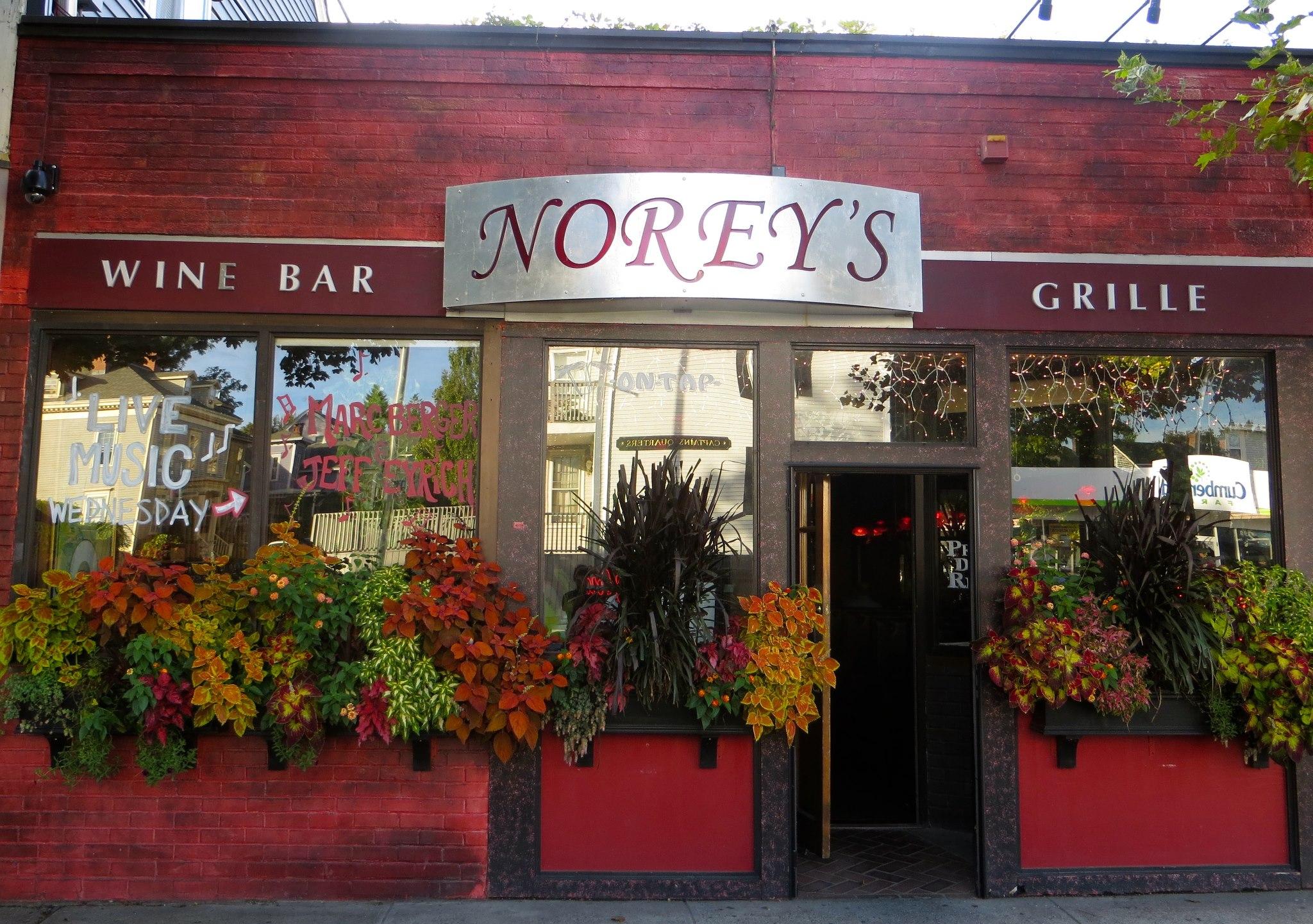 Norey s named great american beer bar in for Rhode island craft beer