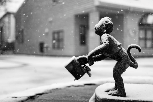 Winter Storm Lexi Newport RI
