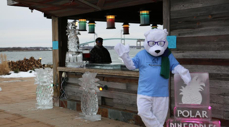 Polar Pineapples, Rhode Island's Largest Ice Bar, Will Open This Weekend In Newport