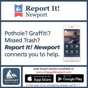 Report It Newport