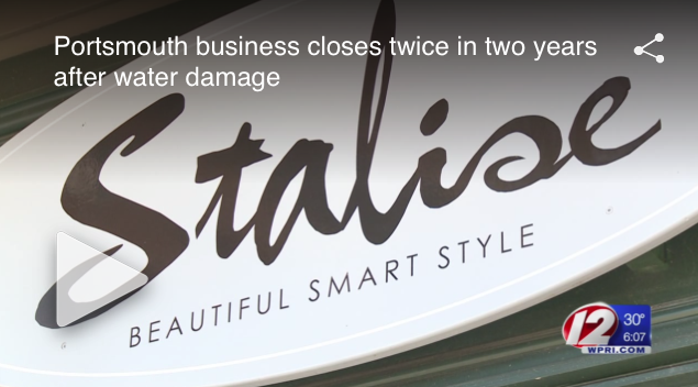 WPRI: Stalise in Portsmouth Forced to Close Twice in Two