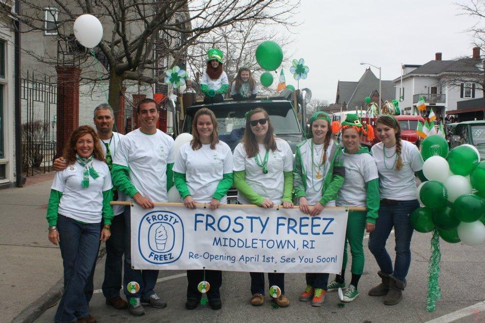 Frosty Freez