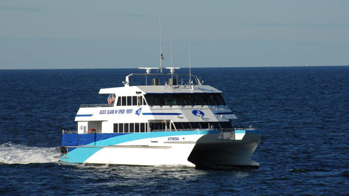 tyler�s two cents sailing away on the block island ferry