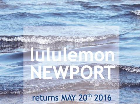 lululemon newport