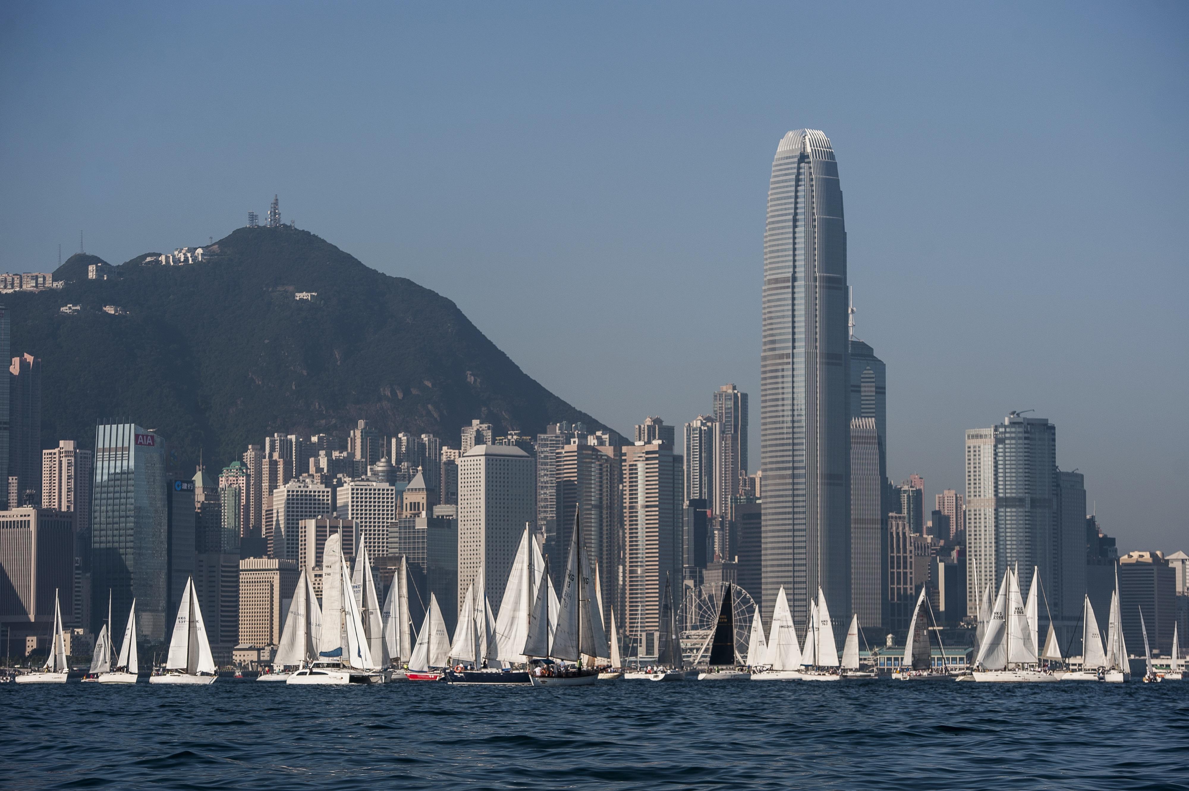Volvo Ocean Race Hong Kong