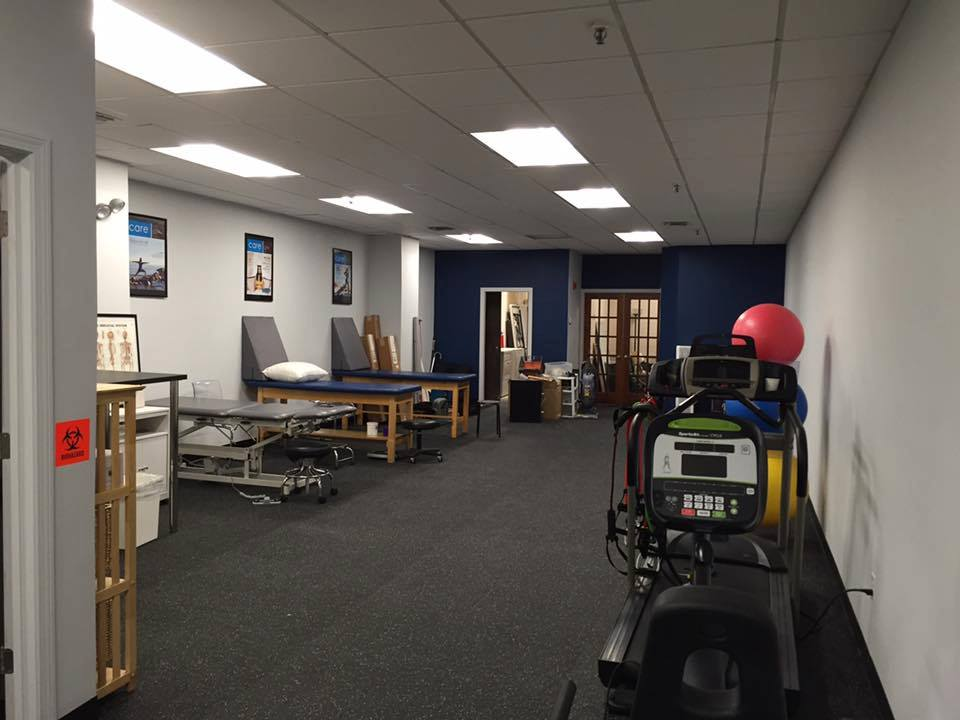 Newport Physical Therapy Rhode Island
