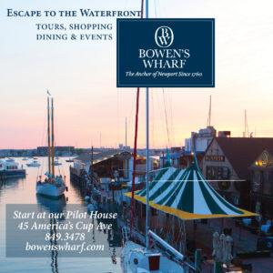 Bowen's Wharf Summer 2016