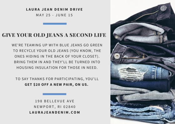 DENIM DRIVE INVITE