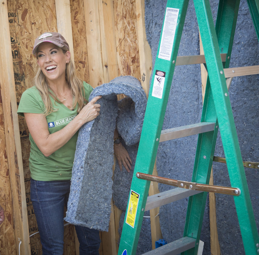 Sheryl Crow for Blue Jeans Go Green