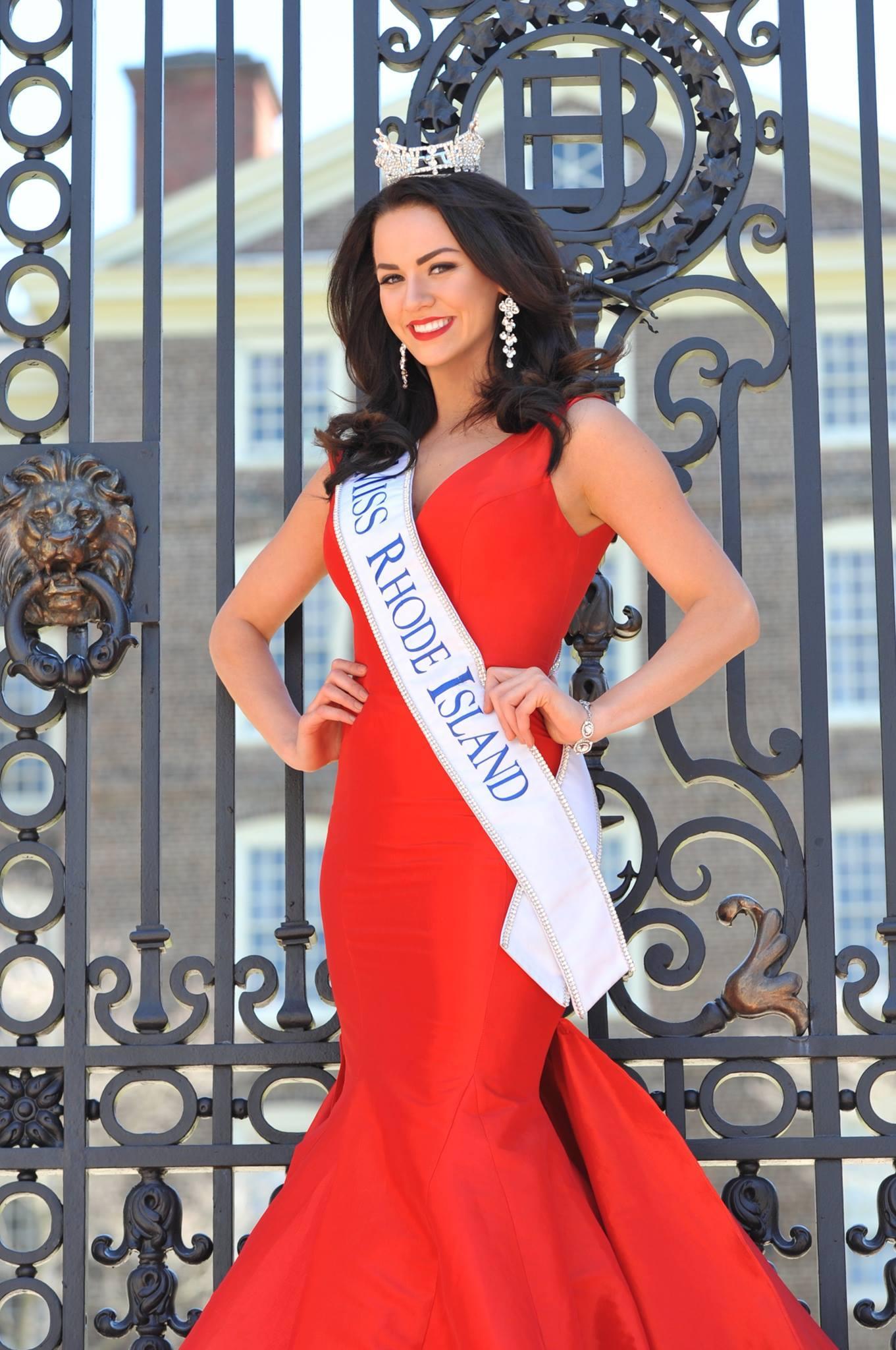 Miss Rhode Island Newport