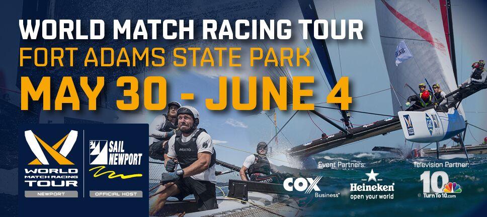 World Match Racing Tour Newport