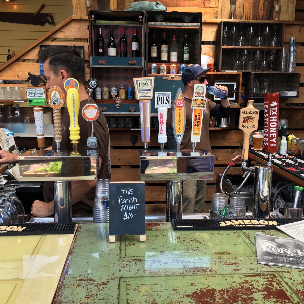 craft beer newport