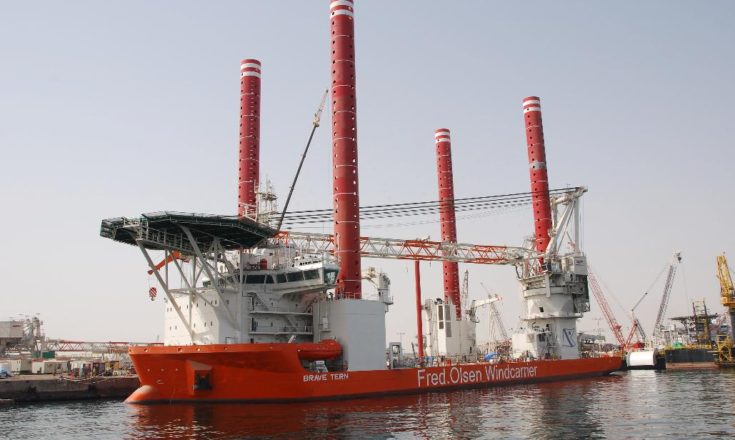 Jack-Up-Vessel-Brave-Tern-Sets-Sail-to-Belfast-UK