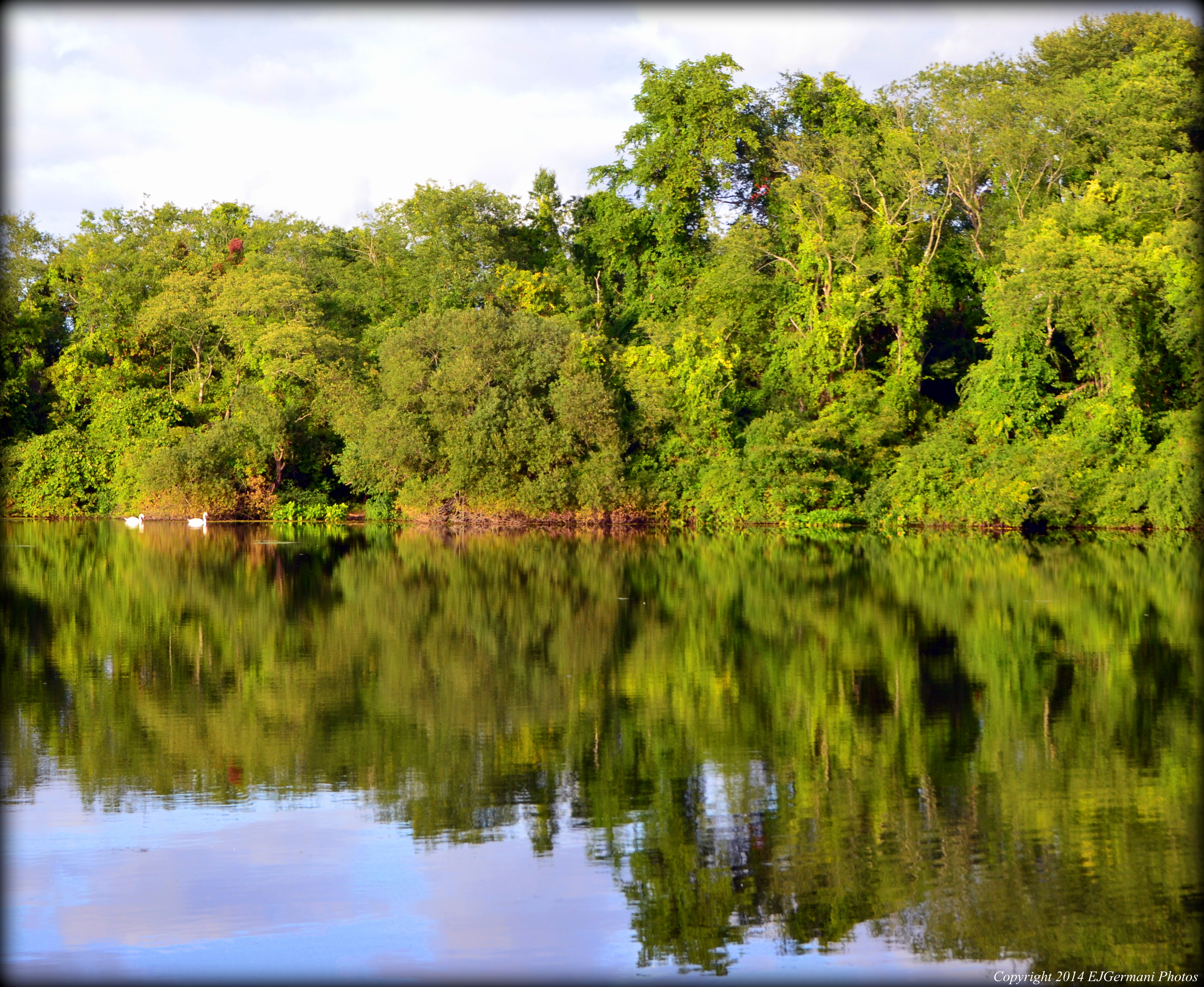 Melville Pond