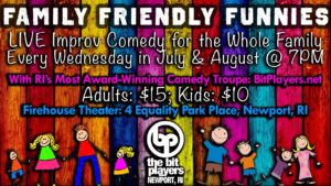 Family Friendly Funnies @ The Firehouse Theater |  |  |