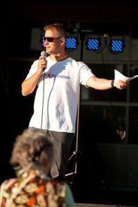 Pastor Paul Hoffman
