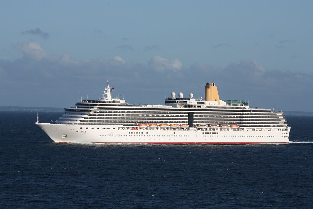 Cruise Ship To Make Unscheduled Stop In Newport On Tuesday