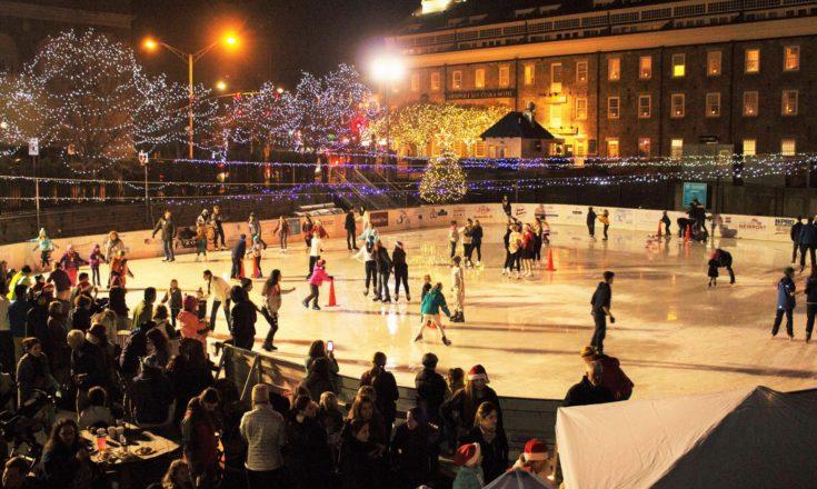 Photo Credit: Newport Skating Center