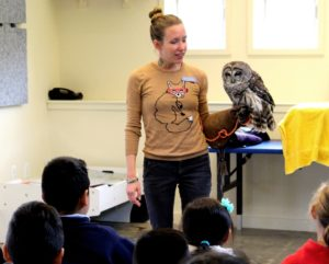 Meet the Animal Ambassadors @ Norman Bird Sanctuary |  |  |