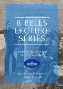 8 Bells Lecture Serues @ Seamen's Church Institute |  |  |