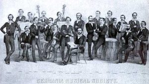 """""""Perspectives on the Germania Musical Society"""" @ Colony House 