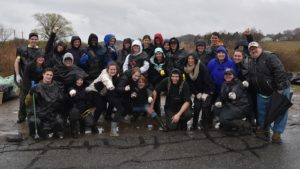 Watershed Cleanup at Bailey's Brook @ Bailey's Brook |  |  |