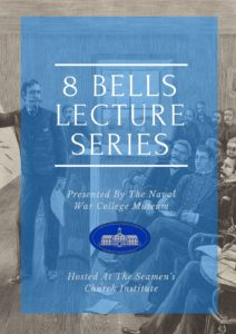 8 Bells Lecture Series @ Seamen's Church Institute |  |  |