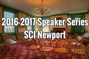 SCI Speaker Series : Flooding and Sea Rise on our Backyards: The next resiliency steps for Newport and Rhode Island @ Seamen's Church Institute |  |  |