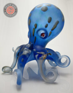 Octopus's Garden @ Anchor Bend Glassworks Gallery |  |  |