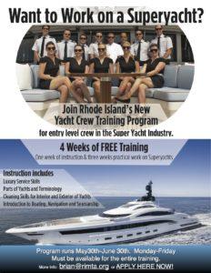 Super Yacht Crew Training @ Newport |  |  |