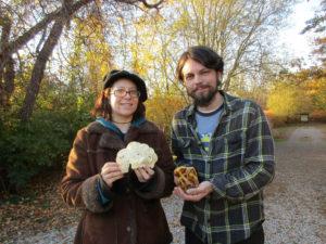 Mushroom Hike at Ballard Park @ Ballard Park |  |  |