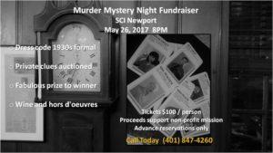 Murder Mystery Night Fundraiser for SCI! @ Seamen's Church Institute |  |  |