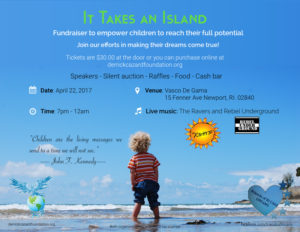 It Takes an Island Fundraiser for Children @ It Takes an Island Fundraiser for Children | Newport | Rhode Island | United States