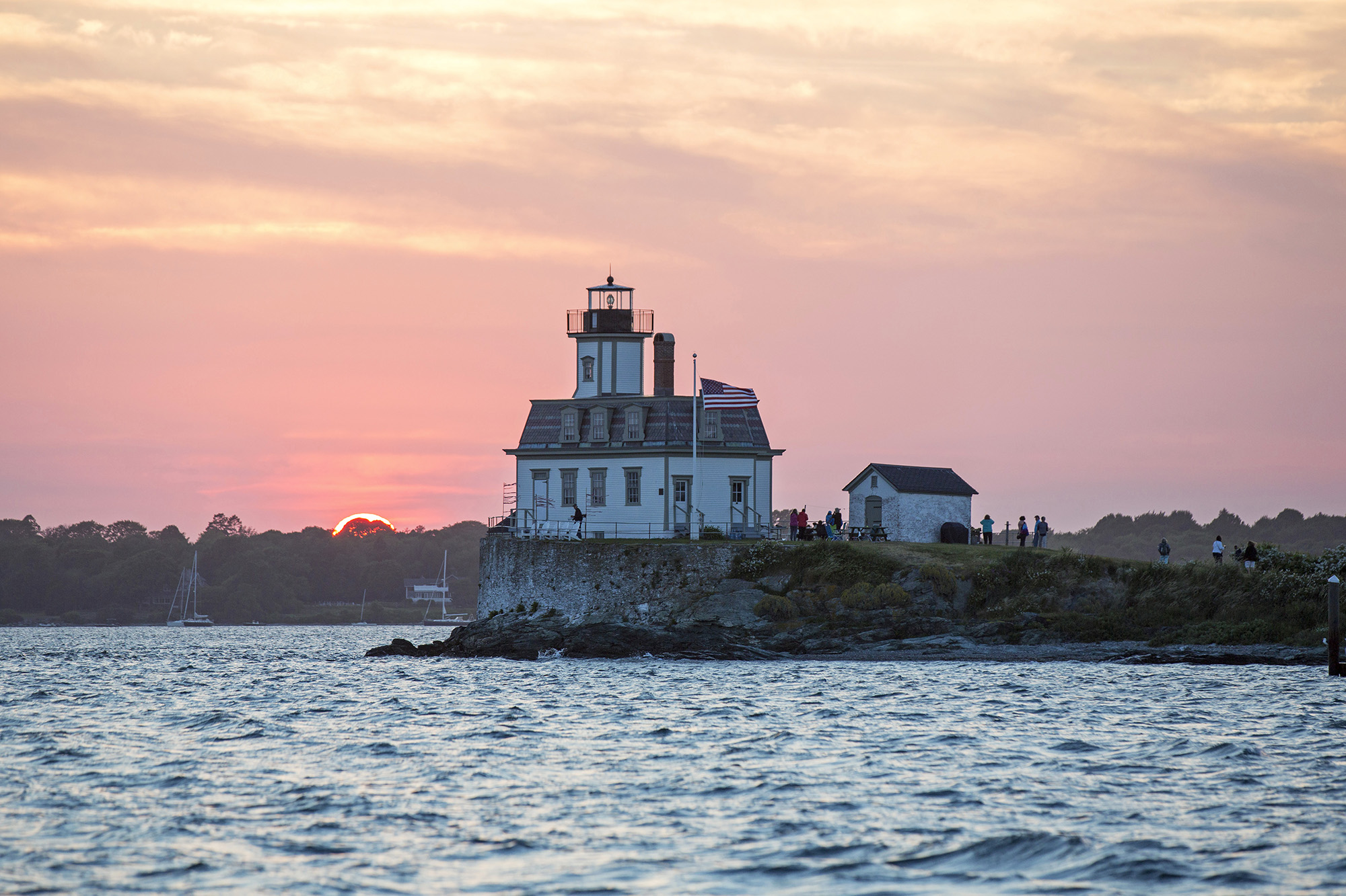 Newport Tour Guides & Greeters News #77: Rose Island
