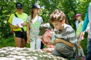 HOME SCHOOL LESSON: Rocks Rock! @ Ballard Park |  |  |